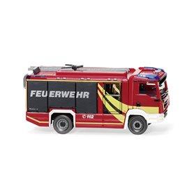 Wiking 61259 Fire brigade - Rosenbauer AT LF (MAN TGM Euro 6)