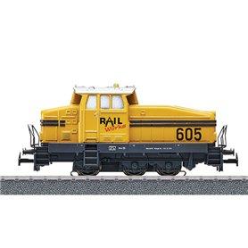 Märklin 00197 Diesellok Henschel class DHG 500