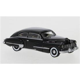 BOS 87770 Cadillac Series 62 Club Coupe, svart, 1946