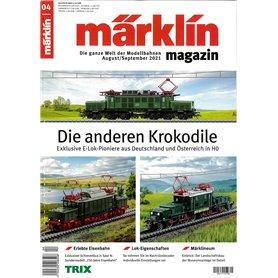 Märklin 360373 Märklin Magazin 4/2021 Tyska