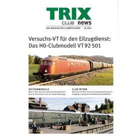 Trix CLUB042021T Trix Club 04/2021, magasin från Trix