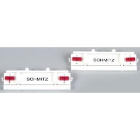 """AMW 90065 Underkörningsskydd """"Schmitz"""", 3 st"""
