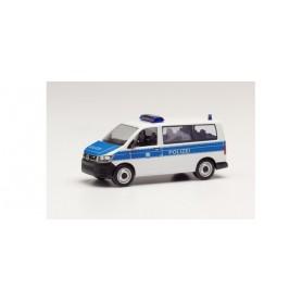 Herpa 096355 Volkswagen T6 bus 'Federal Police'
