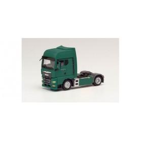 Herpa 311922-002 MAN TGX GX rigid tractor, moss green