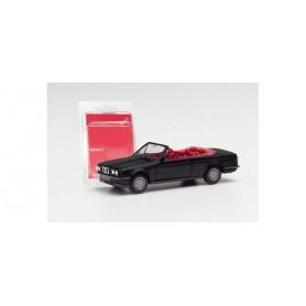 Herpa 012225-006 Herpa MiniKit. BMW 3 E30 convertible, black