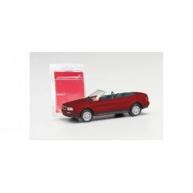 Herpa 012287-006 Herpa MiniKit. Audi 80 convertible, wine red