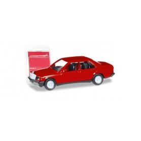 Herpa 012409-007 Herpa MiniKit. Mercedes-Benz 190 E, red