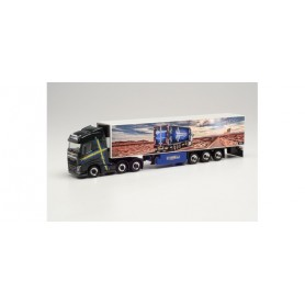 Herpa 314145 Volvo FH Gl. XL 6×2 refrigerated box semitrailer 'Hawthorns'