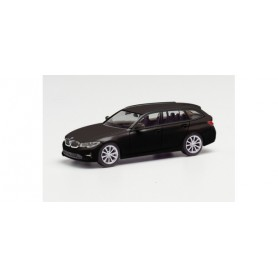 Herpa 420839-002 BMW 3er Touring, brilliant black