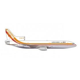 Herpa Wings 535571 Flygplan Lockheed Corporation L-1011-1 TriStar - TriStar 50th Anniversary – N1011