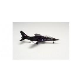 Herpa Wings 580724 Flygplan QinetiQ Alpha Jet A – ZJ647