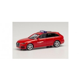 Herpa 096386 Audi A4 Avant command vehicle 'Stolberg fire department'