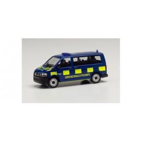 Herpa 096430 Volkswagen T6 Bus 'Swiss border guard corps'