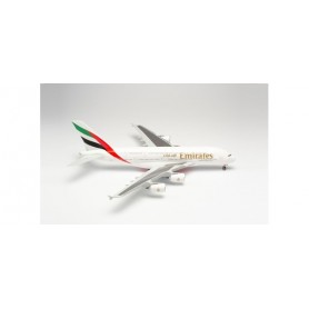 Herpa Wings 555432-003 Flygplan Emirates Airbus A380-800