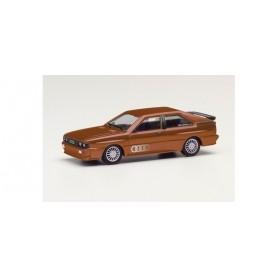 Herpa 033336-005 Audi Quattro, saturn metallic