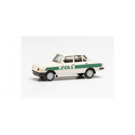 "Herpa 096508 Wartburg 353 '84 sedan ""Stralsund customs supervisory service"""