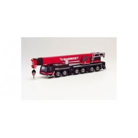 "Herpa 312639 Liebherr LTM 1300-6.2 mobile crane ""Mammoet"""