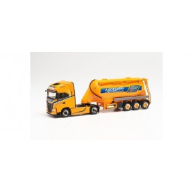 "Herpa 314237 Iveco S-Way bulk silo semitrailer ""Beton Potthoff"""