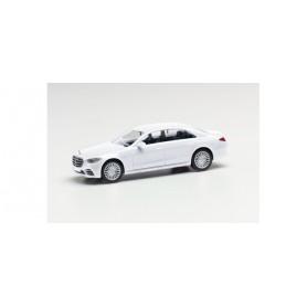 Herpa 420907-002 Mercedes-Benz S-Klasse, white
