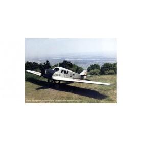 Herpa Wings 019408 Flygplan Ad Astra Aero Junkers F13 – CH-59