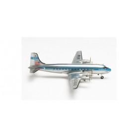 """Herpa Wings 571739 Flygplan Pan American World Airways Douglas DC-4 – NC88948 """"Clipper Westward Ho"""""""