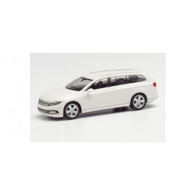 Herpa 038423-005 VW Passat Variant, oryx white