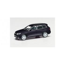 Herpa 038478-002 VW Touareg, deep black perleffekt