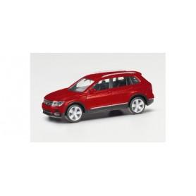 Herpa 038607-005 VW Tiguan, Kings Red Metallic