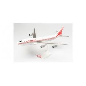 """Herpa Wings 613378 Flygplan Air India Boeing 747-200 – VT-EBE """"Emperor Shahjehan"""""""