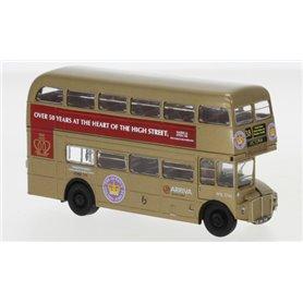 Brekina 61106 Buss AEC Routemaster, Golden Jubilee, 2002