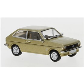 Brekina 870238 Ford Fiesta, gold, 1976, PCX