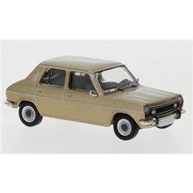Brekina 870247 Simca 1100, gold, 1975, PCX