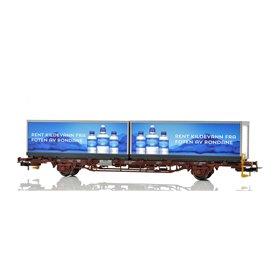 NMJ 507122 Containervagn CargoNet Lgns 42 76 443 2001-7, Imsdal