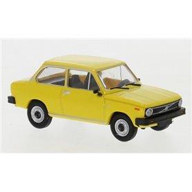 Brekina 27602 Volvo 66, 1975, ljusgul