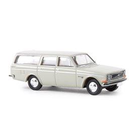 Brekina 29461.1 Volvo 145 Kombi, ljusgrå, saknar lyse!