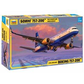 Zvezda 7032 Flygplan Civil airliner Boeing 757-200™