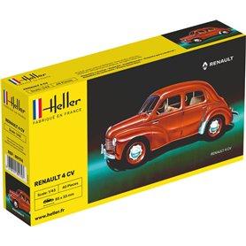 Heller 80174 Renault 4 CV
