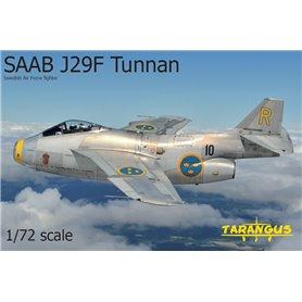 """Tarangus 7206 Flygplan SAAB J29F """"Tunnan"""""""