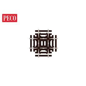 Peco SL-8390 Korsning, 90°