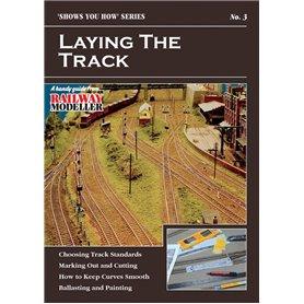 Peco 09630 Laying The Track, informationshäfte på 8 sidor i färg