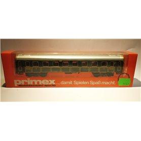 """Märklin 4199-1 Primex personvagn klass 3 """"Oldtimer snälltåg"""" Königlich Bayerische Staatsbahn"""