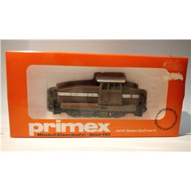 Märklin 3189 Primex Diesellok DHG 500 brun