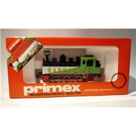 """Märklin 3182 Primex Ånglok med tender Länderbahn """"Sarrasani"""""""