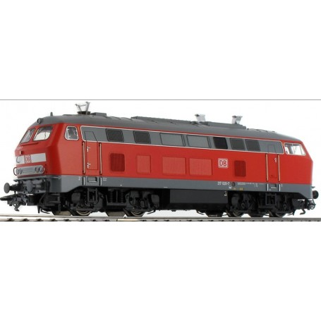 Märklin 39271 Diesellok klass 217 typ DB
