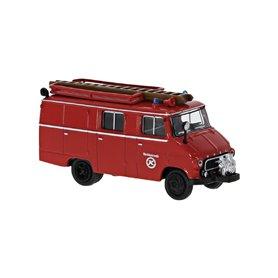 "Brekina 35802 Opel Blitz LF 8, Werkfeuerwerh ""Kässbohrer Plant Fire Brigade"""