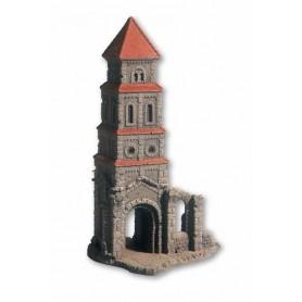 Noch 58608 Kyrktornsruin, färdigmodell