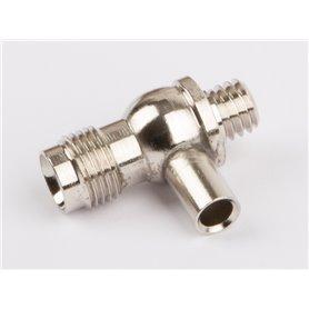 Wilesco 1603 Steam supply valve - base / Valve body - base D16, D18, D20, D24, T90