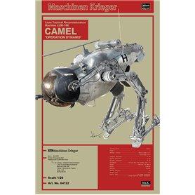 "Hasegawa 64122 Luna Tactical Reconnaissance Machine LUM-168 CAMEL ""OPERATION DYNAMO"","