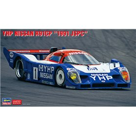 "Hasegawa 20502 YHP NISSAN R91CP ""1991 JSPC"""