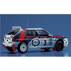 "Hasegawa 25015 LANCIA ""SUPER DELTA"" ('92 WRC MAKES CHAMPION)"